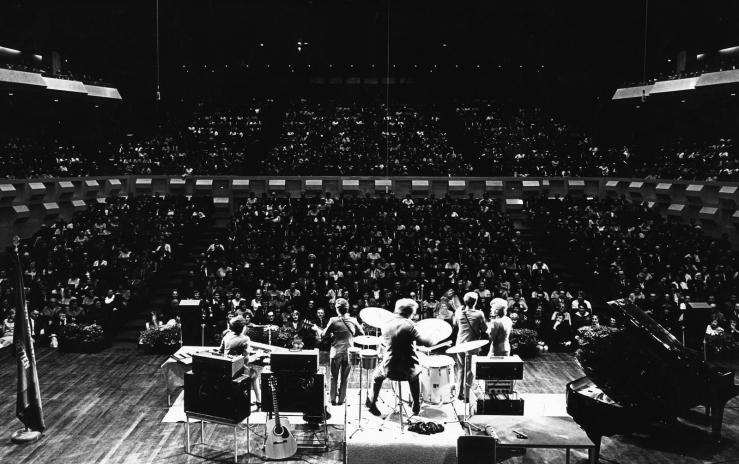 A packed concert hall - De Doelen, Rotterdam